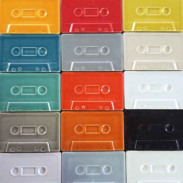 Cassette Decos Clayhaus Tileclayhaus Tile